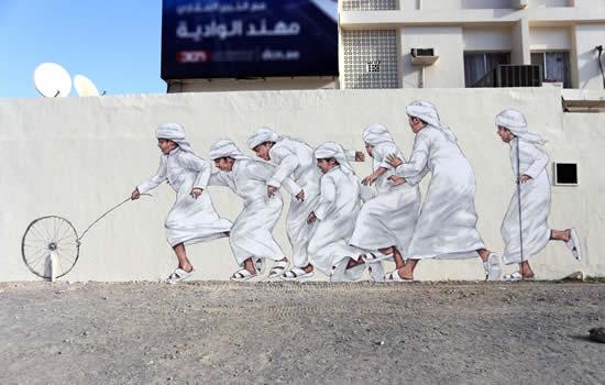 Dubai_wallart