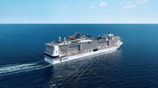 新造船の「MSCベリッシマ」2020年10月17日出発の日本発着クルーズが発売