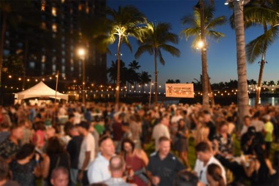 Mele Mei Waikiki Beer Festival