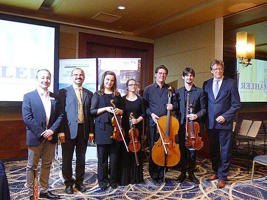 独ザクセン州観光局、音楽で観光の魅力を訴求 2021年にライプツィヒでマーラーの音楽祭も