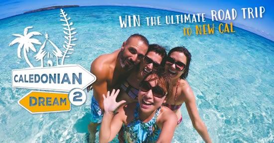 ニューカレドニアで冒険の旅を満喫!7月1日よりキャンペーン第2弾「夢が叶う島・ニューカレドニア」がスタート