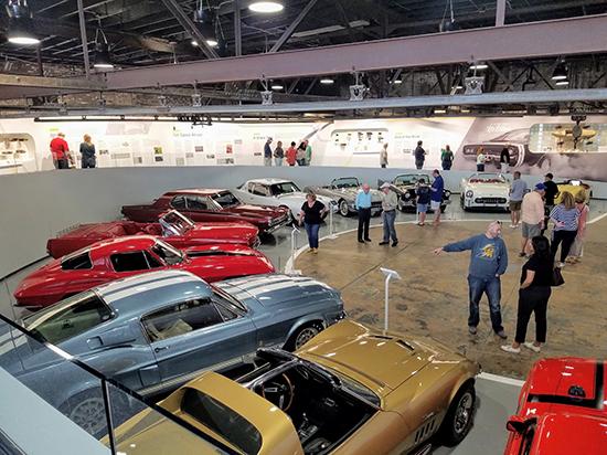 メンフィス初の自動車博物館「エッジ・モーター博物館」がオープン!
