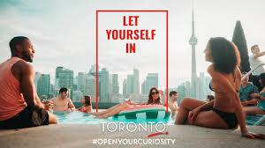 トロント観光局が新キャンペーン「Let Yourself In」をスタート