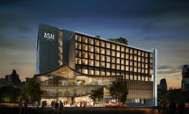 デュシット、2020年に新ホテルブランド「アサイ」の開業を発表