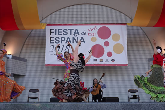 11月、代々木公園で日本最大級のスペインイベント「フィエスタ・デ・エスパーニャ2019」開催!