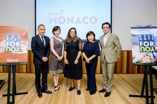 モナコ政府観光会議局、東京と大阪でロードショーを開催
