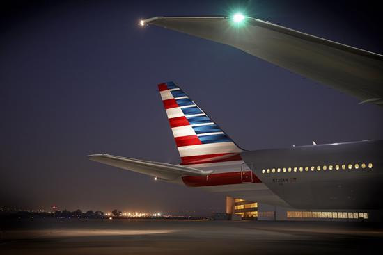 アメリカン航空、CES® 2020期間中に東京/ラスベガス間の直行便を運航