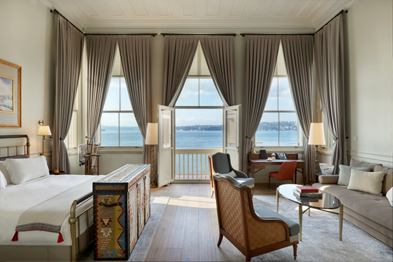 IST Sixsenses Bosphorus Junior Suite