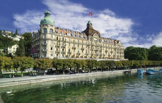マンダリン オリエンタル、スイスのルツェルンに新規ホテルを2020年末に開業