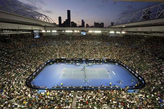Australian Open 01