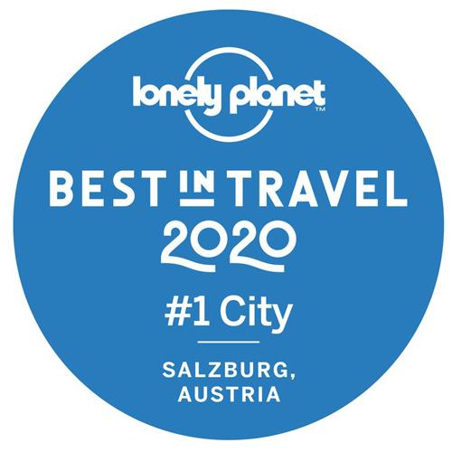 ロンリー・プラネット 「2020年行くべき世界の都市」にザルツブルクを選出
