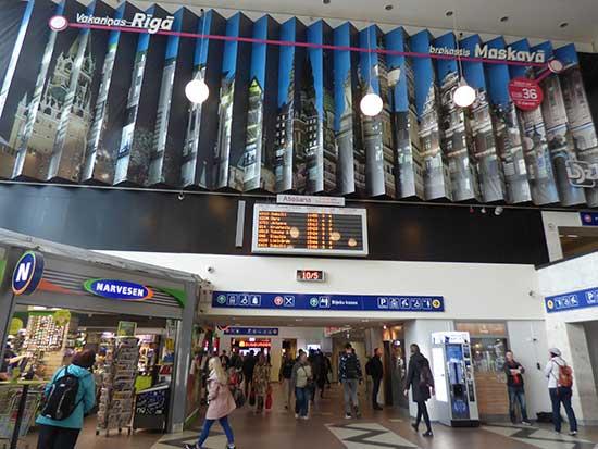 Latvia-Riga-Station