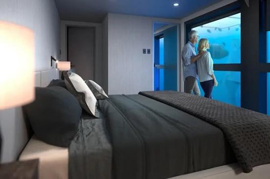 オーストラリア初! 世界遺産の海中ホテルと洋上キャンプがオープン!