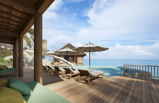 Six Senses Water Retreat
