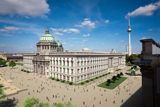 2020年9月、ベルリンに新名所「フンボルトフォーラム」が登場!