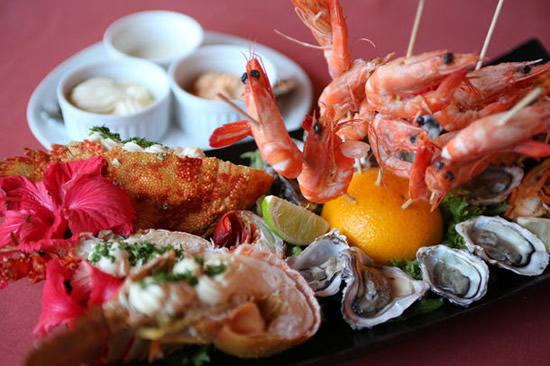 NC shrimp