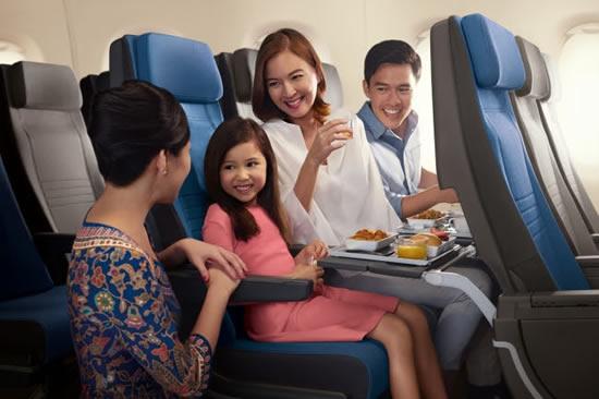 シンガポール航空、成田線を新客室仕様「A380-800R」で運航開始