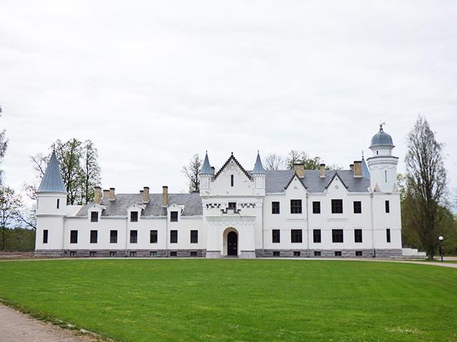 〔現地レポート〕エストニアの領主の館に泊まる