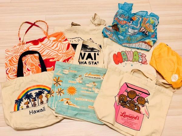 オアフ島でのビニール袋の配布および販売禁止について