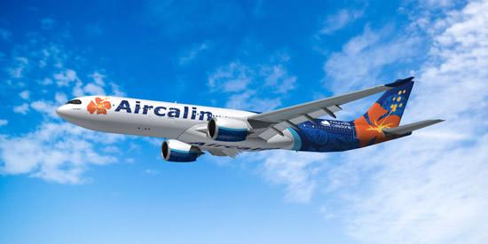 エアカランが日本就航20周年