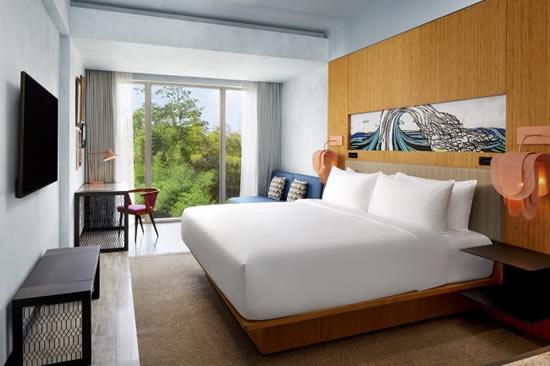 マリオット、バリ島の人気エリアに「アロフト・バリ・スミニャック」を開業