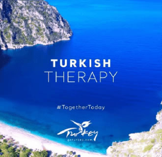 トルコ文化観光省、ストレス緩和を目的としたオリジナル動画「ターキッシュ・テラピー」を公開