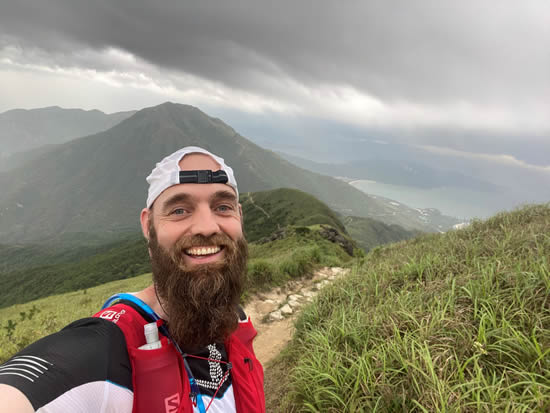 新型コロナで足止めの冒険家、100日以上にわたる香港滞在をインスタグラムで発信
