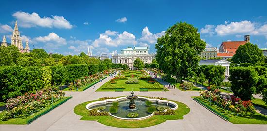 ウィーンが「世界で最も緑豊かな都市」に選定!