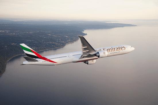エミレーツ航空、新たにドバイ発7都市への運航を再開