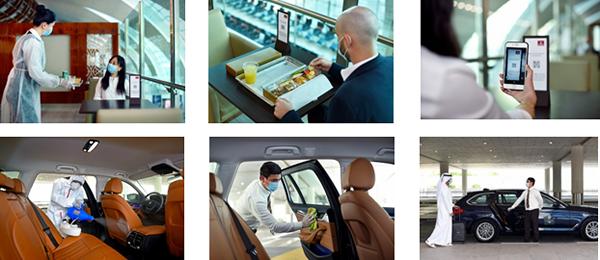 エミレーツ航空、ドバイでプレミアムクラス向けサービスを一部再開