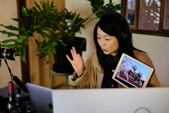 外国人旅行者向けオンラインガイドツアー「ジャポニスム」がスタート