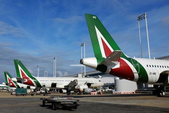 アリタリア航空、羽田/ローマ線就航を9月に再延期
