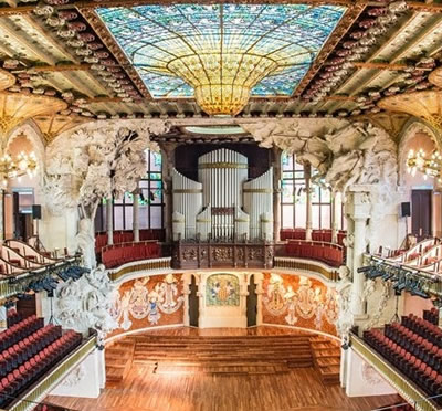 「バルセロナ・オーベルトゥーラ春祭り」2021年のプログラムを発表!