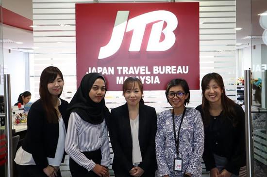 JTB「オンライン就業体験 マレーシア」を新発売