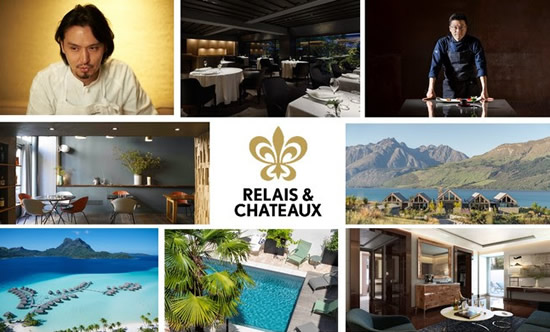 ルレ・エ・シャトーが新規加盟ホテル&レストランを発表