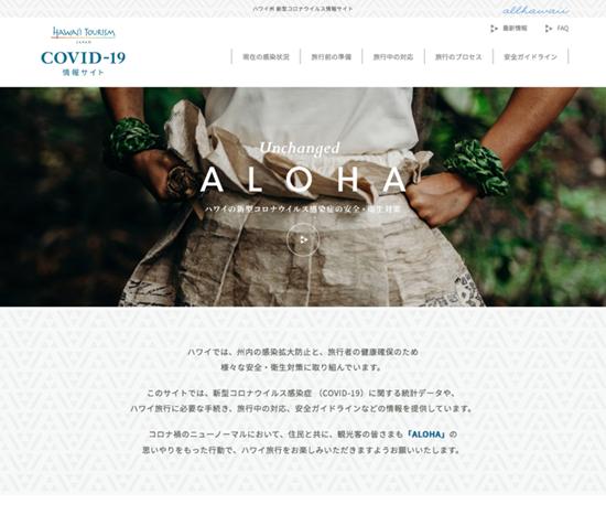 ハワイ州、新型コロナ対策で日本向け事前検査プログラムを導入