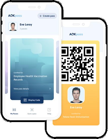 ローマ・フィウミチーノ空港、抗原検査の証明書デジタル化アプリ「ICC AOKpass」を試験導入