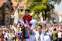 チェコのユネスコ世界遺産「ヴルチュノフの王様騎行」