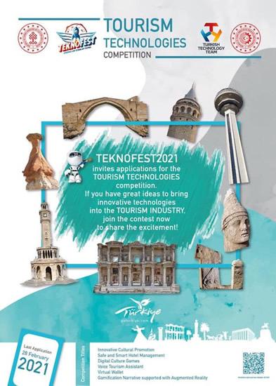 2021年9月、アタテュルク空港で世界最大の航空・宇宙・テクノロジーの祭典「TEKNOFEST2021」を開催