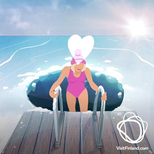 3月8日は「国際女性デー」 Visit Finland作成のアニメーションGIFをSNSに投稿して一緒に祝おう!