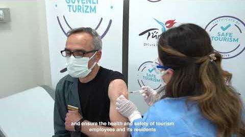 トルコ文化観光省、すべての観光産業従事者へのワクチン接種を2021年夏までに完了