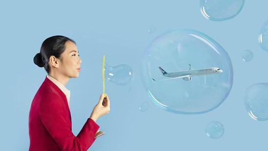 キャセイパシフィック、香港/シンガポール間で「トラベルバブル対象便」を運航開始