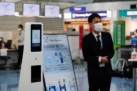 羽田空港、コリンズ・エアロスペースの「生体認証システム」を導入