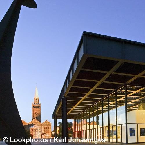 ベルリンの「新ナショナルギャラリー」が新装オープン!